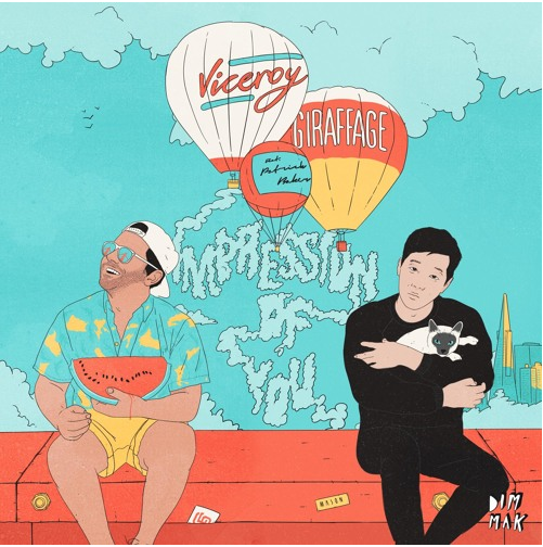 giraffage & viceroy  |  impression of you  |  feat. patrick baker