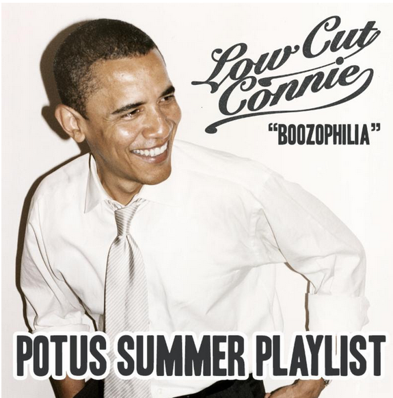 potus summer playlist