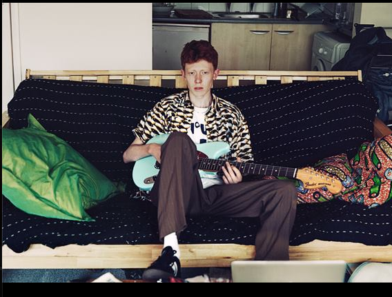 king krule  |  border line